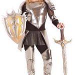 Buy Girl's Knight Costumes For Heroic Little Girl's