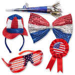 4th of July Patriotic Set