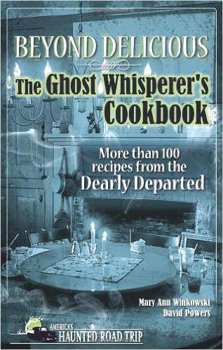 recipes from the dead book