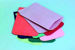 School Smart Pinch Bottom Paper Bags