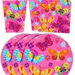 Kids Butterfly Party Perfect For Little Girl's Halloween