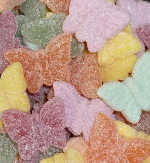 Jelly Butterflies 1 kilo bag