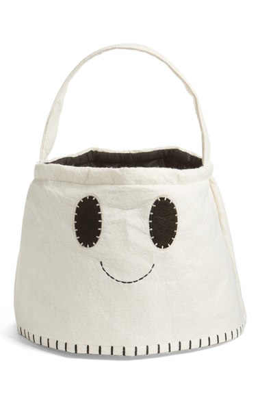Ghost Halloween Pail