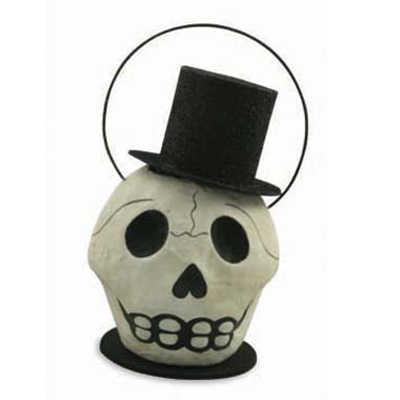 Up Town Ghoul Skull Bucket