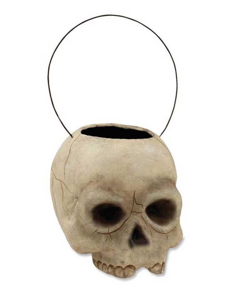 Skull Bucket
