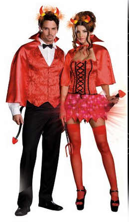 devil costume ideas